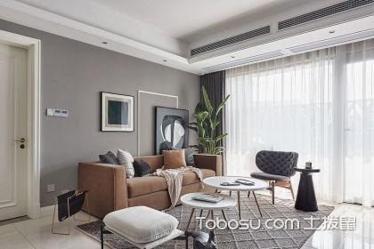 北欧风格客厅装修案例,6款设计带你领略简约魅力