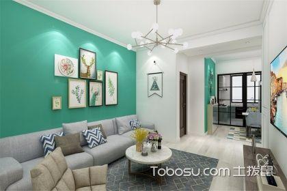 112平北欧风格三居室装修案例,打造舒适生活居所
