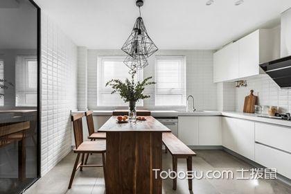 厨房餐厅隔断效果图,打造完美厨房