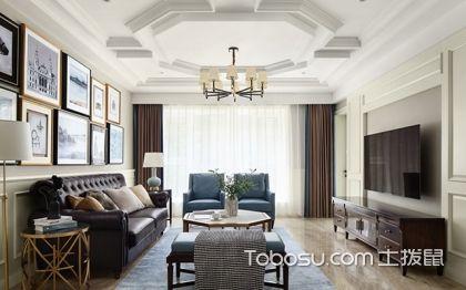 复式楼客厅装修效果图,诠释复式不一样的精彩