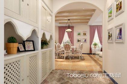客厅玄关装修技巧介绍,让玄关实用又美观