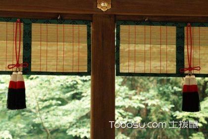 飘窗窗帘什么材质好?几种常见窗帘材质介绍