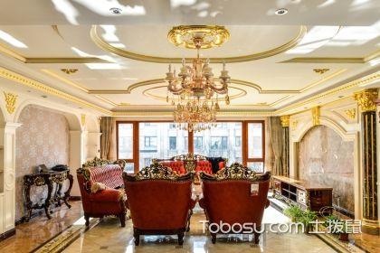 欧式豪华装修效果图案例欣赏,用心提高品质生活