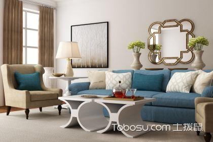 客厅沙发如何搭配茶几?客厅沙发搭配茶几技巧介绍
