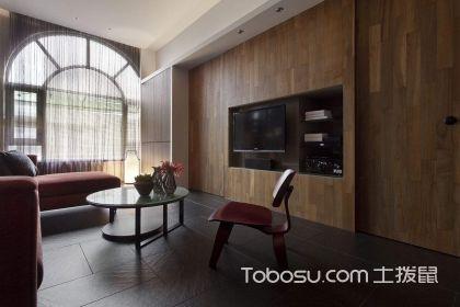 客厅装饰搭配暗色系家居好不好,客厅暗色系的软装饰如何搭配