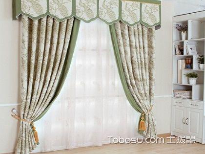 中式窗簾應如何選擇,教您選出您最心儀的窗簾