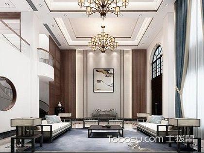 跃层客厅装修介绍,并不是简单的客厅装修