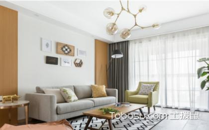 50平米客厅装修,高端有气质
