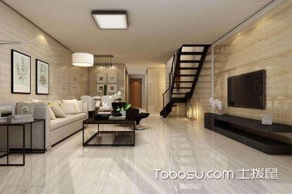 客厅铺地砖好还是地板好?客厅地砖与地板优缺点大对比