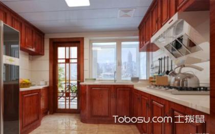环保厨房装修效果图,看完再装!