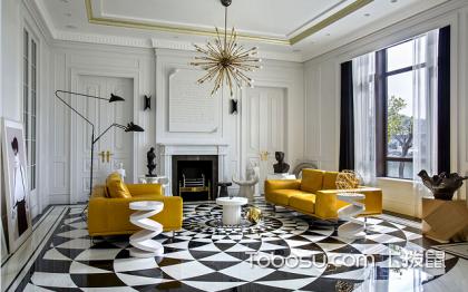 别墅软装搭配效果图,豪华舒适的居住空间