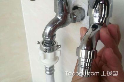 洗衣机水龙头安装步骤,洗衣机水龙头的安装方法