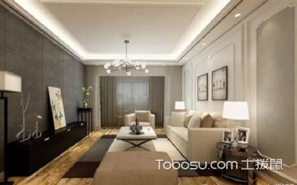 现代简约风格客厅效果图,简单却不失优雅