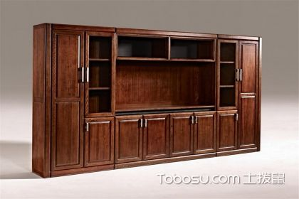 书房文件柜图片,这么好看的设计你敢说不好吗?