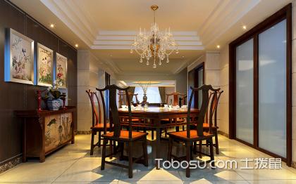 别墅餐厅装修效果图,让家装更有氛围