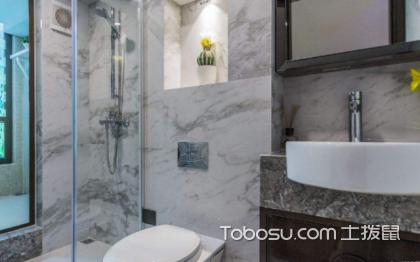 韩式卫生间装修效果图,不一样的卫浴空间