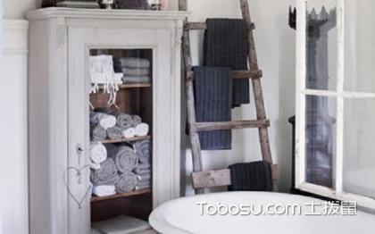 卫生间毛巾架效果图,哪款最合适?