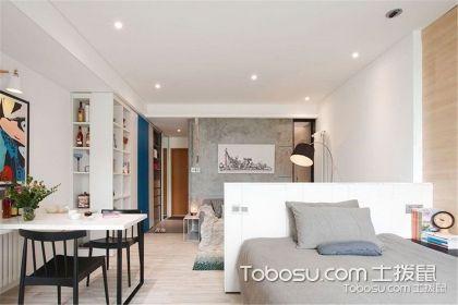 40平米单身公寓设计,邀您欣赏40平米现代简约风格公寓装修设计