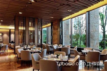 酒店餐厅装修效果图,不同风情的酒店餐厅装修