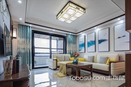 四款不同客厅沙发背景墙效果图,让你感受不同风格的魅力