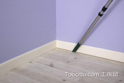 室内墙面踢脚线如何安装?踢脚线安装要点说明