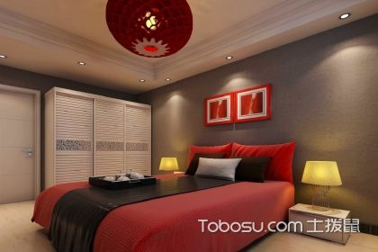 婚房卧室装修效果图,打造专属自己的幸福小窝