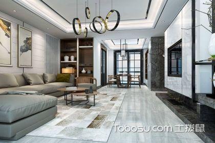 简约中式客厅效果图,享受都市慢生活