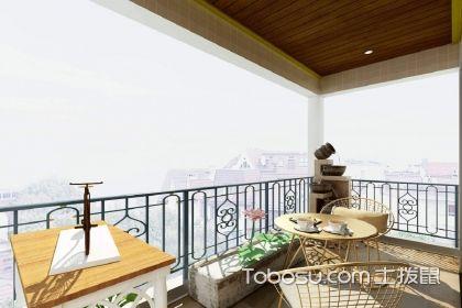 阳台装修效果图客厅阳台装修效果图创意阳台装修