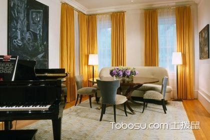 现代简约风格客厅窗帘搭配技巧说明,让家居空间更靓丽