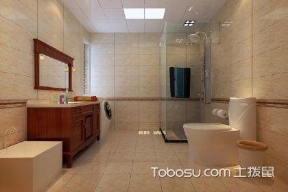 欧式卫生间装修效果图,让沐浴更享受