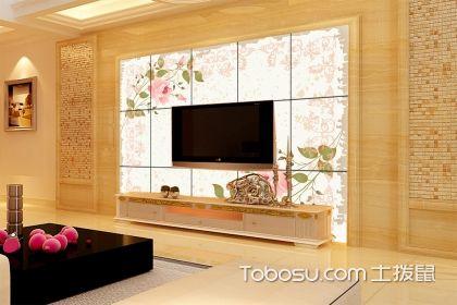 中式客厅电视背景墙效果图,打造静谧雅致的家居空间