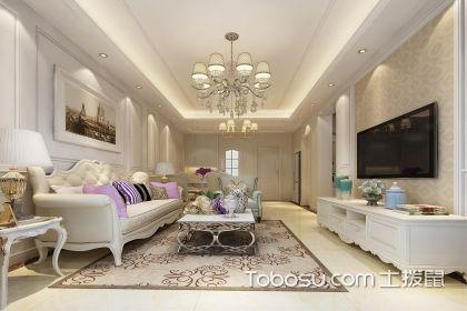 简欧客厅吊顶效果图,让家居环境更美观大气