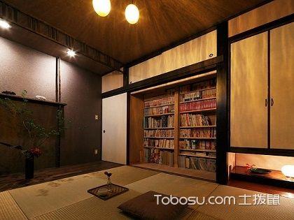 日式书房怎么装修,您意想不到的舒适