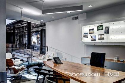 后现代办公室效果图,后现代办公室装修特点