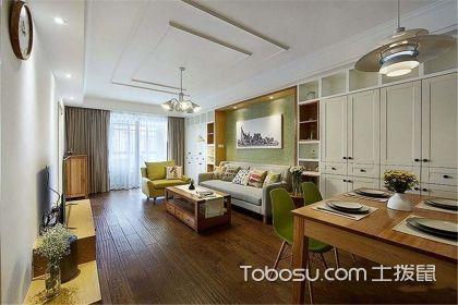 100平米u乐国际娱乐城U乐国际案例图,看看别人的房子是怎么装的