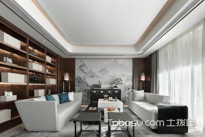 最新客厅装修案例,6款客厅设计不可错过