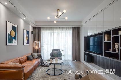 128平四室两厅装修案例,给你一个温暖美好的家