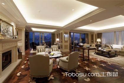 合肥380平欧式风格别墅装修案例,让人眼前一亮的装修案例