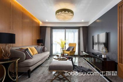 180平复式房装修设计,轻奢风为您打造优雅细腻的家