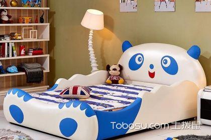 儿童床选购技巧,记住这5点轻松选购儿童床