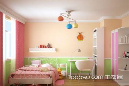儿童房装修如何避免污染,教你打造健康舒适的居室空间