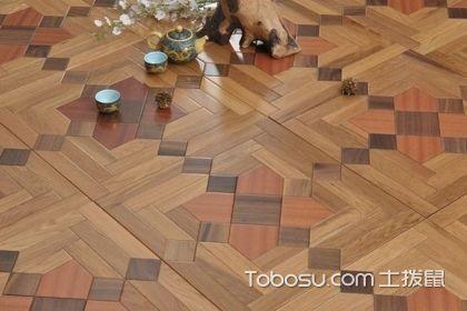 6款不同拼花地板装修效果图,看看你家适合哪一款?