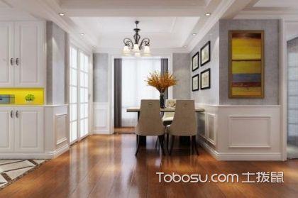 2019年别墅客厅踢脚线颜色如何选择?