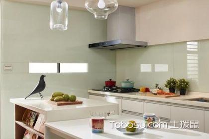 开放式厨房装修风水,开放式厨房装修布局