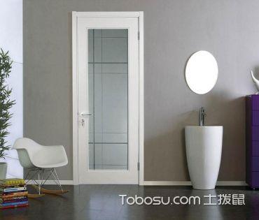 卫生间适合什么门 卫生间装修门的那些知识_卫生间门