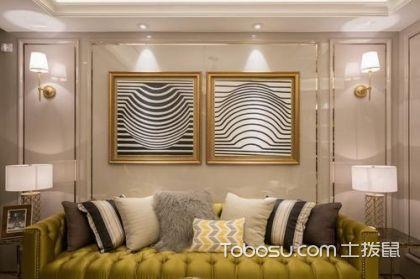 三室两厅简约风格装修技巧,简约装修注意事项