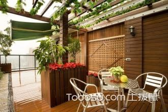 怎么设计阳台花园?阳台花园设计技巧