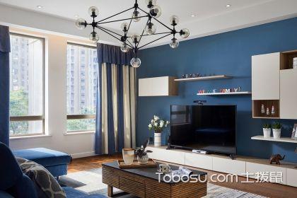 四室两厅简约装修案例,简约格调让家更有品位