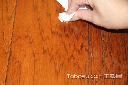 木地板上出现刮痕怎么办?这样做可有效去除木地板刮痕
