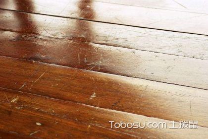 木地板出现刮痕怎么办,木地板划痕修复方法